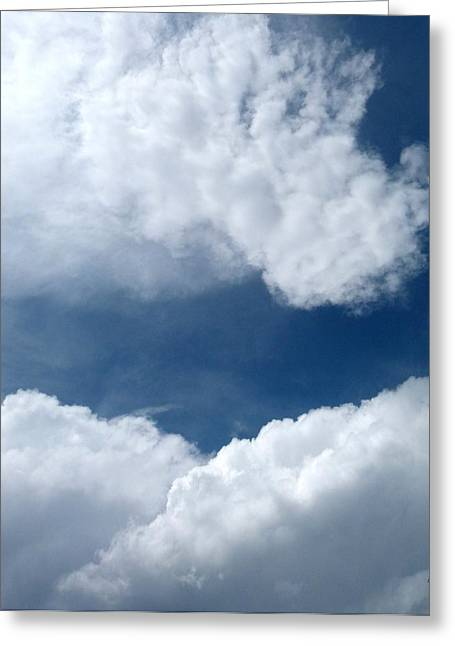 Cloud Nine 14 Greeting Card by Will Borden