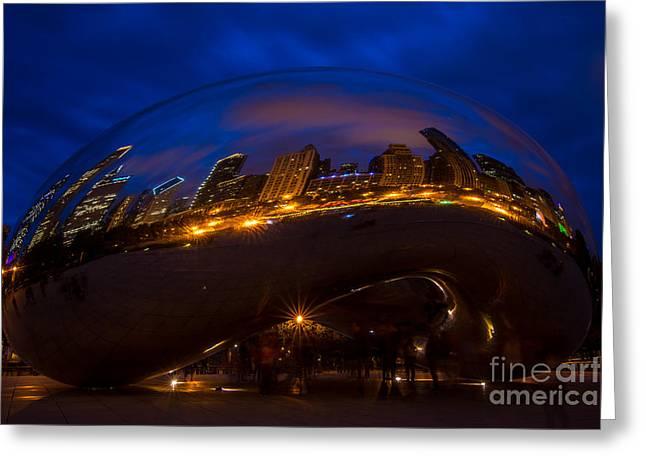 Cloud Skyline II Greeting Card by Will Cardoso