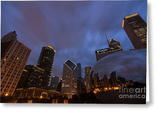 Cloud Skyline IIi Greeting Card by Will Cardoso