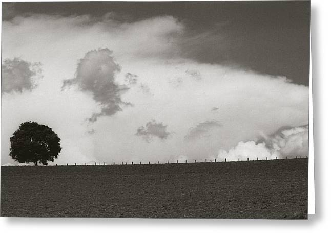 Greeting Card featuring the photograph Clouds by Amarildo Correa