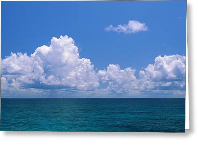 Clouds Holland Mi Greeting Card