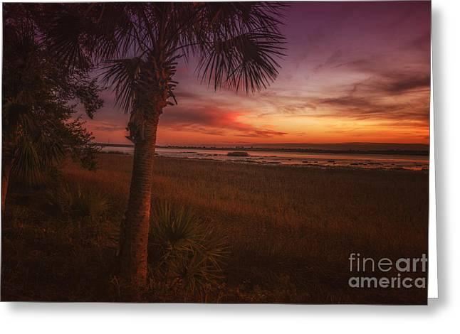 Coastal Glory Greeting Card