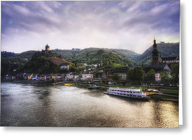 Cochem Greeting Card