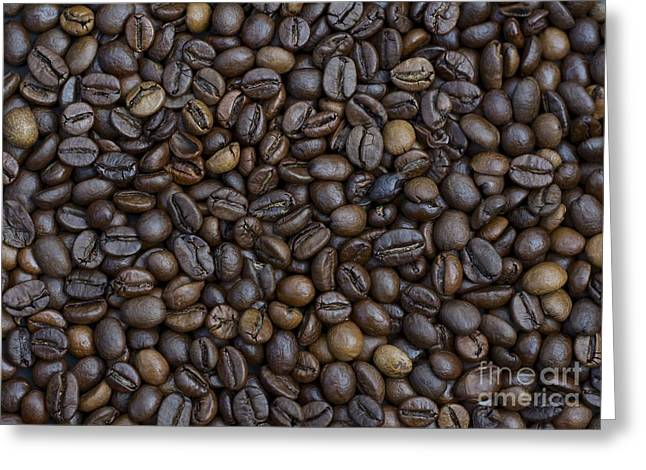 Coffee  Greeting Card by Bobby Mandal