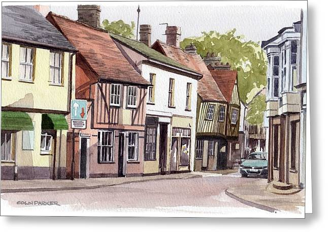 Coggeshall Greeting Card