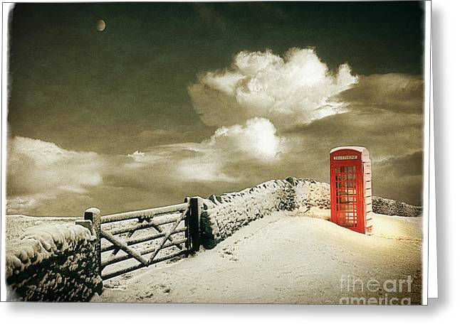 Cold Call Greeting Card