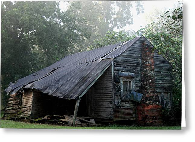 Collapsed Greeting Card by Larry Primeaux