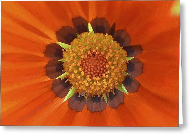 Color 120 Greeting Card by Pamela Cooper
