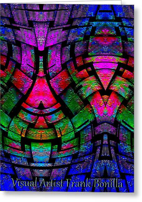 Color By Jesus Greeting Card