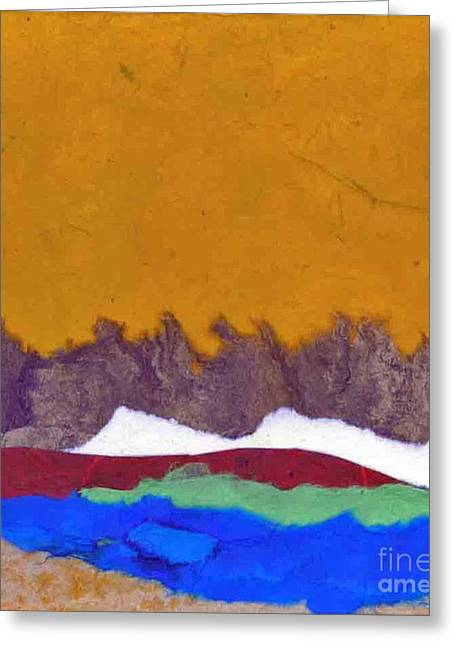 Color Land Greeting Card