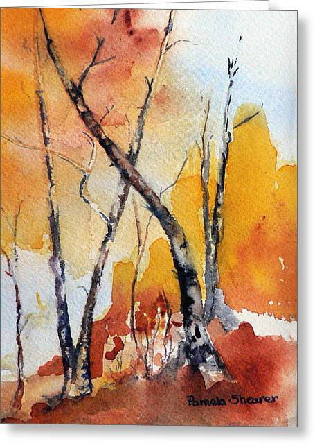 Colorado Afternoon Greeting Card