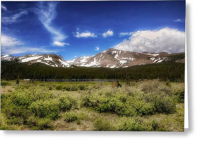 Colorado Dream'n Greeting Card