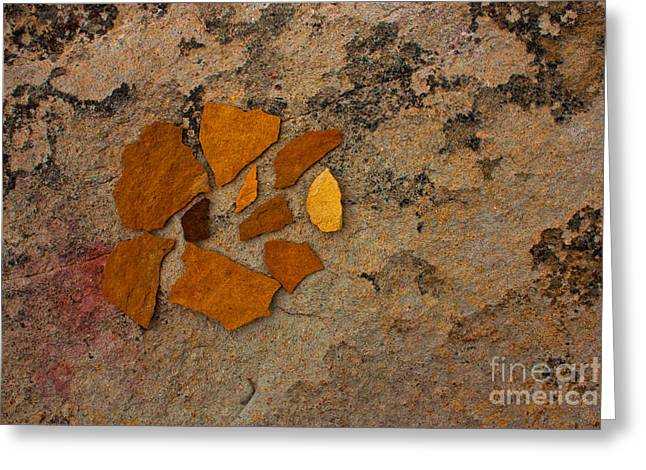 Colorado Sandstone Greeting Card
