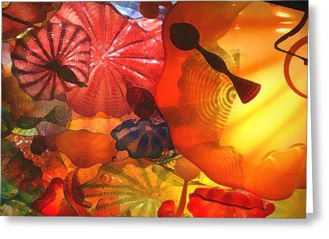 Colorful Greeting Card by CarolLMiller Photography