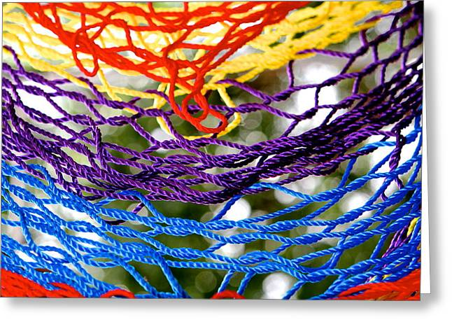 colorful hammock photograph by sophal benefield