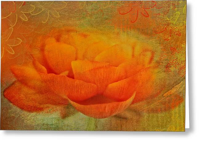 Colorful Impressions Greeting Card