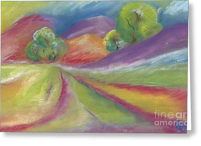 Colorful Moment Greeting Card
