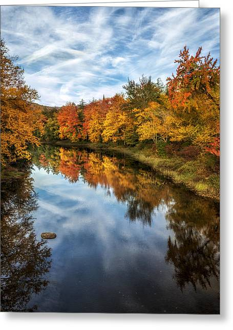 Colorful Reflection Greeting Card