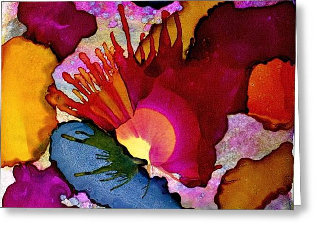Colour Upon Us 15 Greeting Card