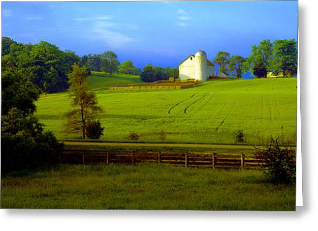 Conley Road Farm Spring Time Greeting Card