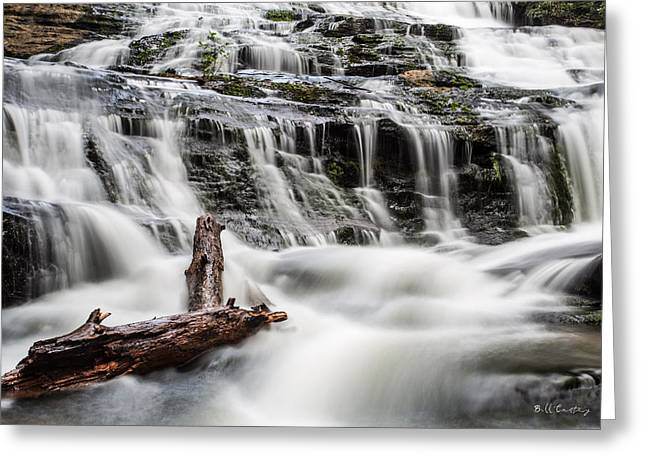 Constant Flow Greeting Card by Bill Cantey