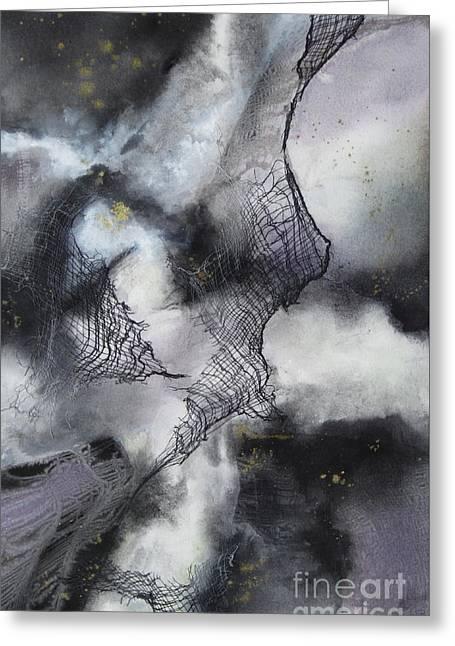 Constellation Greeting Card by Deborah Ronglien