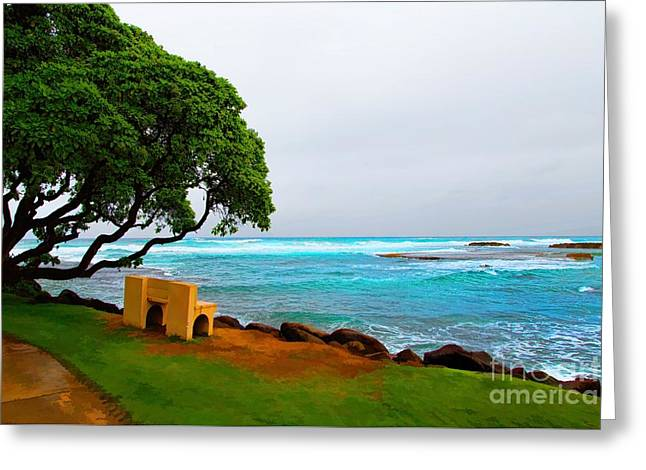Contemplation Greeting Card by Jon Burch Photography