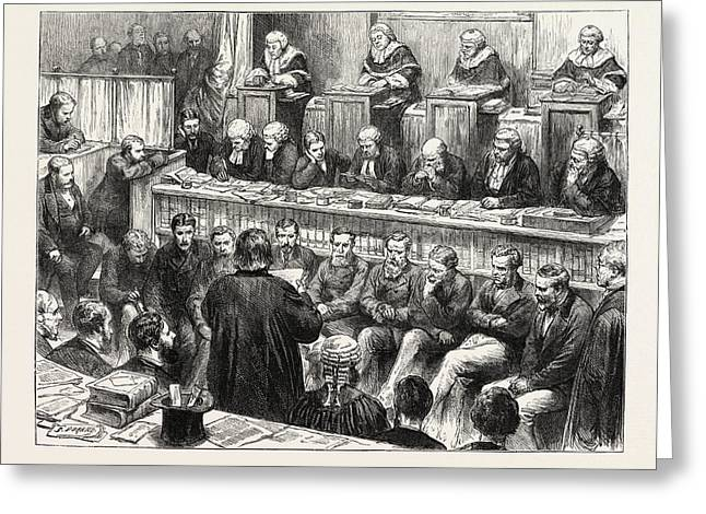 Contempt Of Court The Tichborne Claimant And Mr Greeting Card