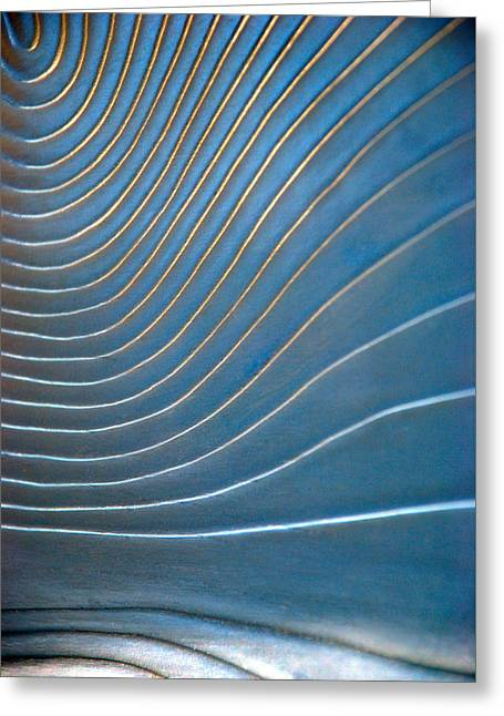 Contours 1 Greeting Card