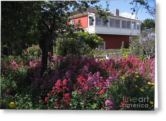 Cooper-molera Garden Greeting Card