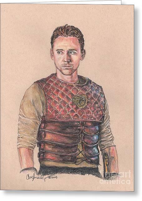 Coriolanus Greeting Card