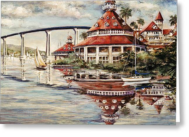 Coronado Centennial Greeting Card