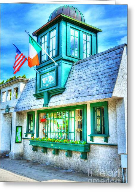 Coronado Colors 2 Greeting Card by Mel Steinhauer