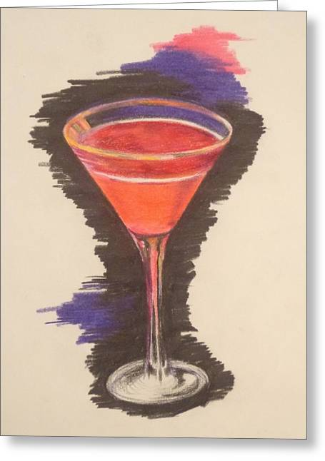 Cosmotini Greeting Card