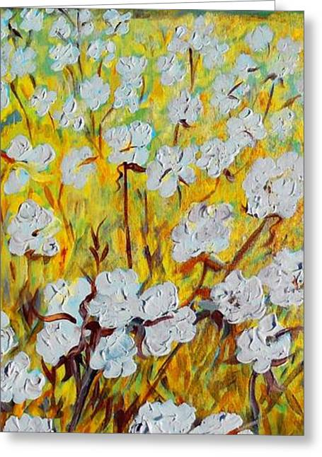 Cotton Long And Tall Greeting Card