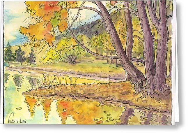 Cottonwood Cove Greeting Card