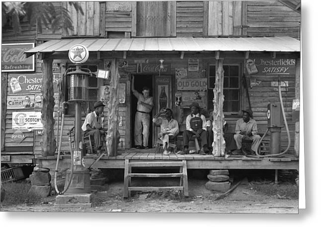 Country Store, 1939 Greeting Card by Granger