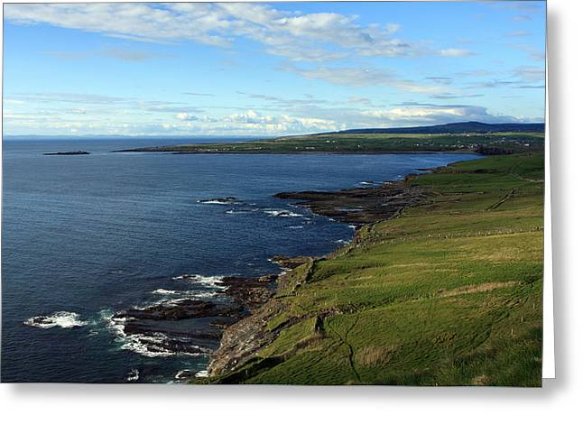 County Clare Coast Greeting Card