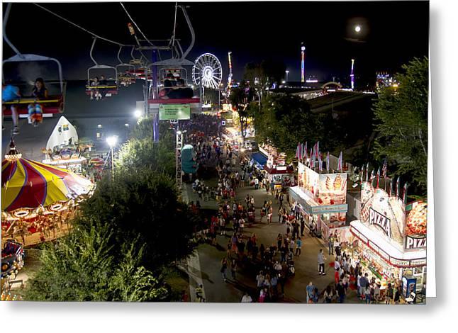 County Fair Fun 2 Greeting Card