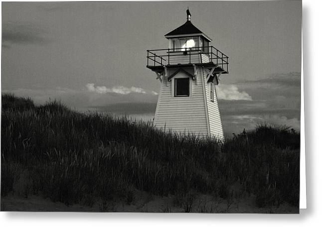 Covehead Harbour Greeting Card