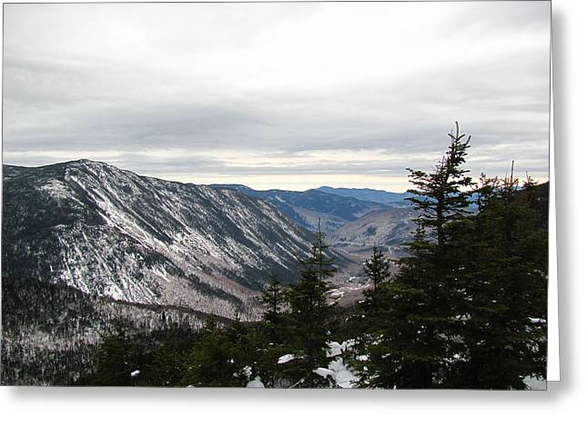 Crawford Notch Greeting Card