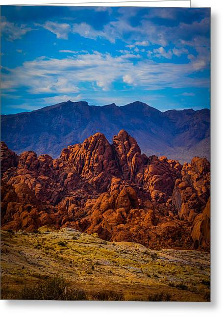 Creations Wonders Greeting Card by Steve Smith