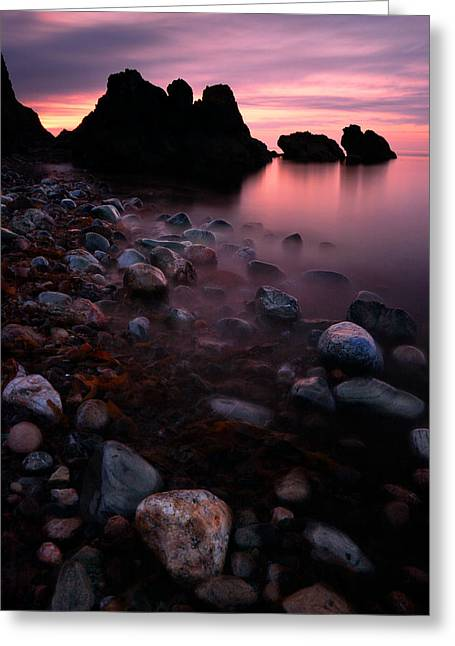 Cromarty Sunrise Greeting Card