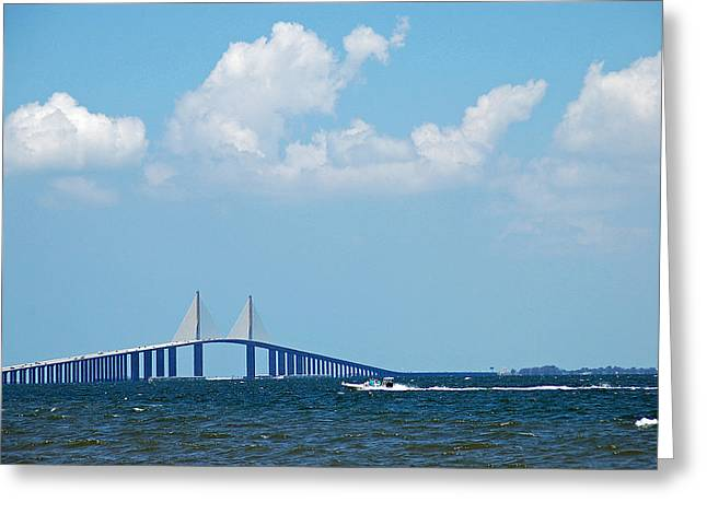 Cruising Greeting Card by Aimee L Maher Photography and Art Visit ALMGallerydotcom