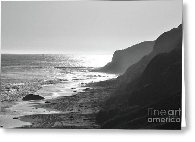 Crystal Cove I Greeting Card