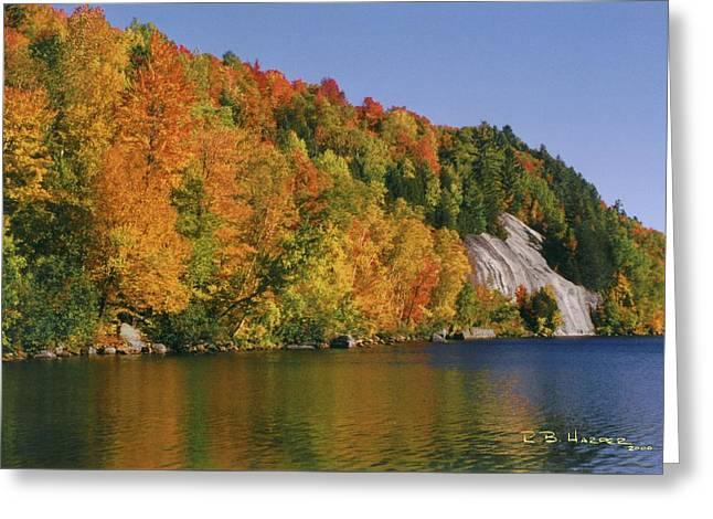 Crystal Lake Greeting Card
