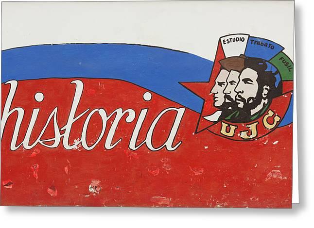 Cuba, Havana, Havana Vieja, Museo De La Greeting Card
