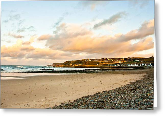 Cullen Beach Greeting Card