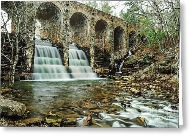 Cumberland Waterfall Greeting Card