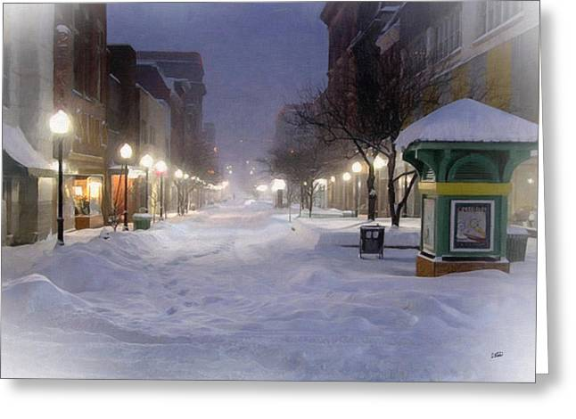 Cumberland Winter Greeting Card